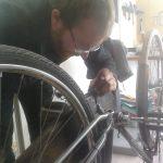 savitarnos taisykla velo-city / self-repair workshop