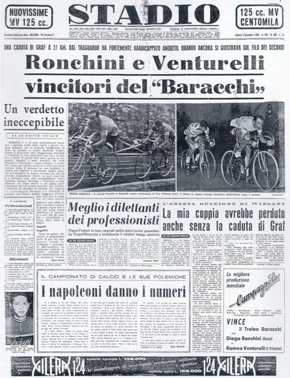 Trofeo Baracchi 1960