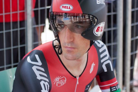 I'd love to see Marco Pinotti win the rainbow jersey for TT (image courtesy of Davide Calibresi)