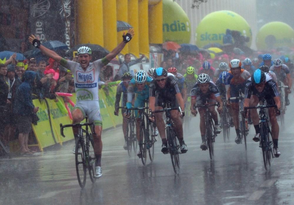 Stage 7 winner John Degenkolb (image courtesy of official race website)