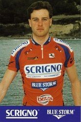 Fresh-faced and before he became Ale Jet (image courtesy of Cycling Archives)
