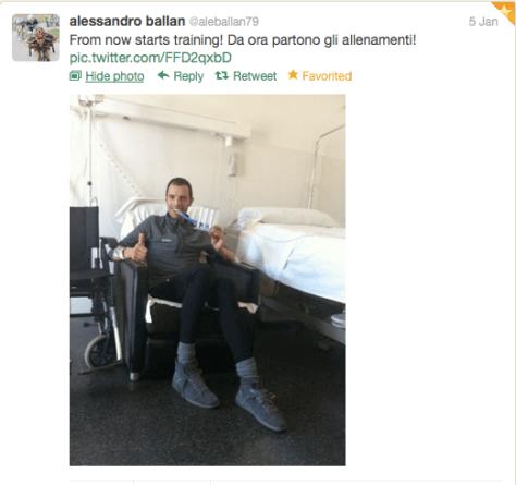 Ballan hospital