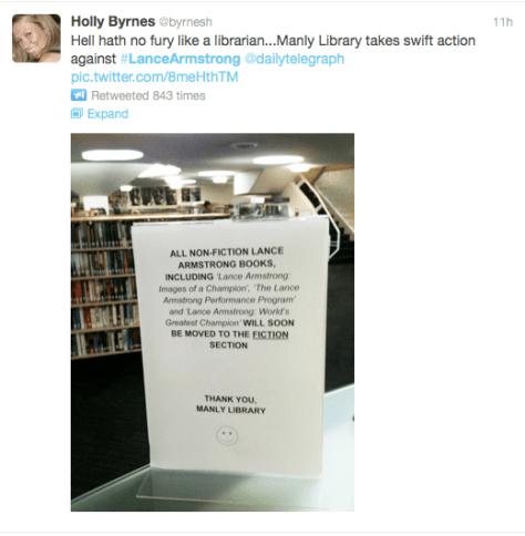 librarian scorned