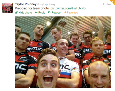 Phinney BMC team photo