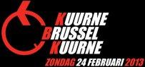 Kuurne-Brussels-Kuurne 2013 logo