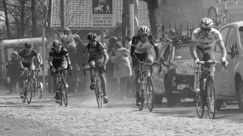 FDJ Roubaix CREDIT: JON BAINES
