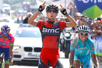 Early birthday present for Ivan Santaromita (image: BMC)