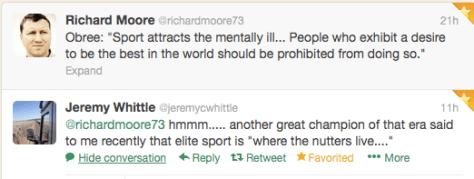 Obree mental sportsmen 1