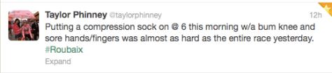 PR phinney sock