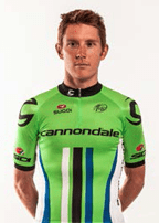 Wurf enjoyed his day in the sun (Image: Cannondale)