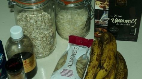 Yet another recipe which calls for ripe bananas