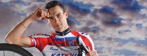 Cycling : Team Katusha 2013