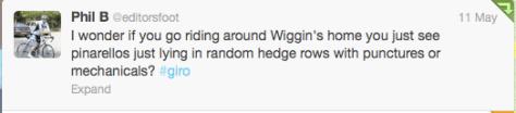 TT Wiggins home hedge