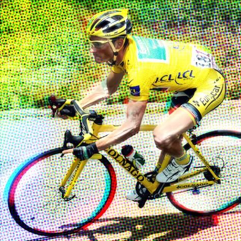 Thomas Voeckler yellow jersey 2 Panache
