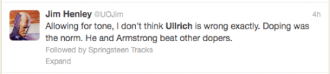 Ullrich comments 6