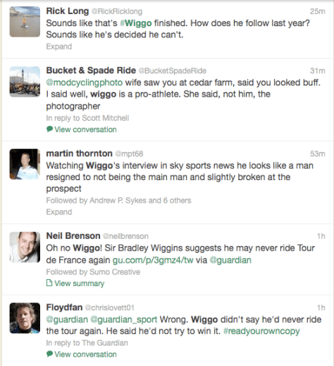 Wiggo comments 4