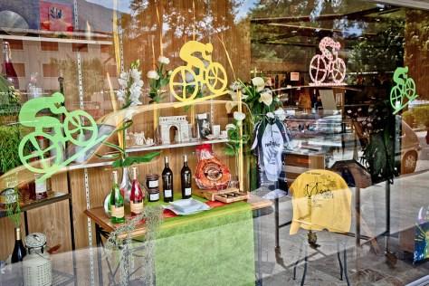 Shop Window, Tour de France - CC