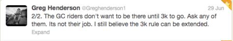 Henderson 2:2 stage 1