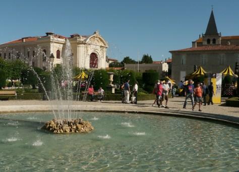 Village du Depart, Castres (image: Sheree)