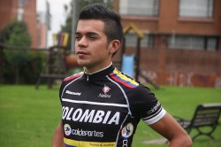 Fabio Duarte looks set for a move to the WorldTour (Image: Federación Colombiana de Ciclismo)