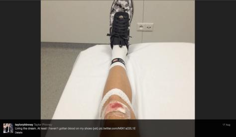 Taylor knee hospital