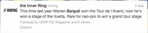 V Barguil 1st win 2