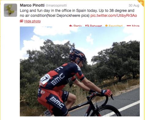 Vuelta Marco pic