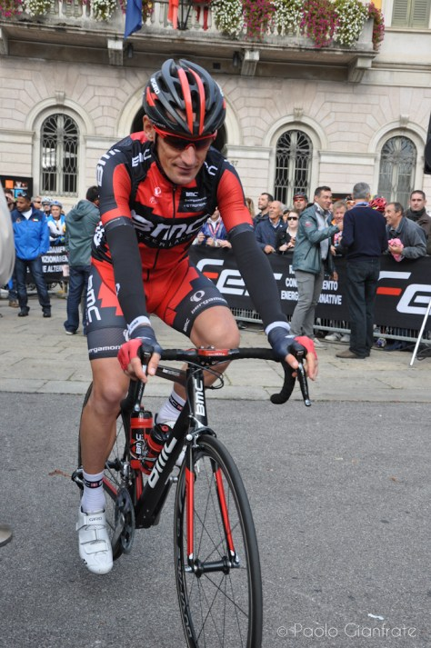 Marco Pinotti hanging up his cleats but staying with BMC