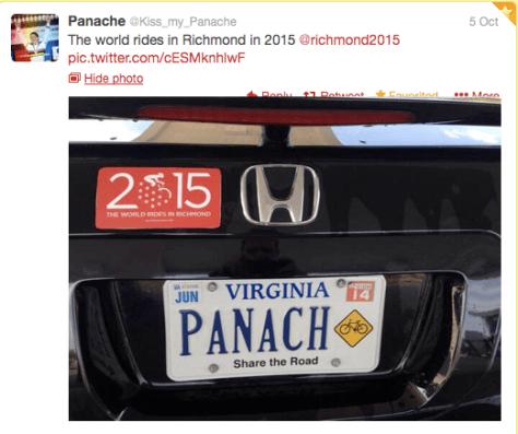 G Panache license