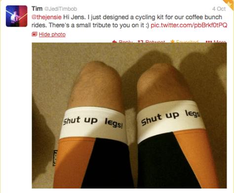 G Shut up legs 1