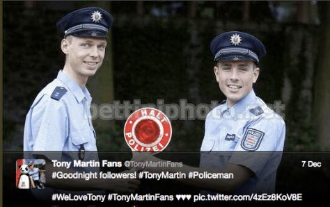 Martin cop