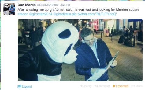 Dan Martin panda 2