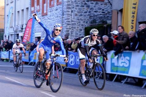 FDJ's opening victory of 2014 season (image: FDJ)