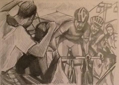 Sketch for Venga Venga