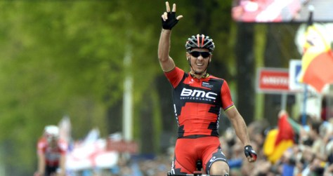 Philippe Gilbert Amstel 2014 win (Image: AFP)