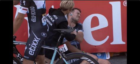Cavendish Stage 1 2014 Tour