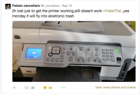 Fabianese fly into electronic trash