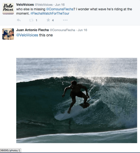 G Flecha surf 1