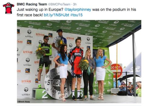 Phinney Utah podium 1