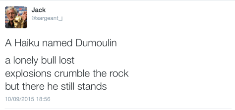 Dumo Haiku