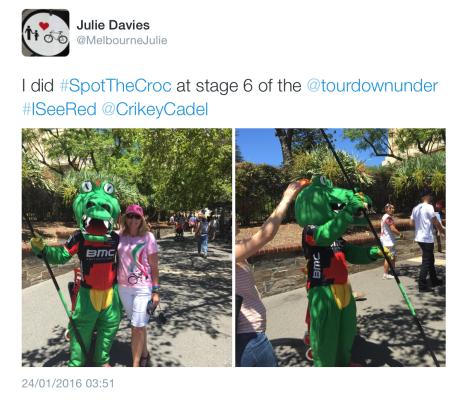 TDU Spot Croc