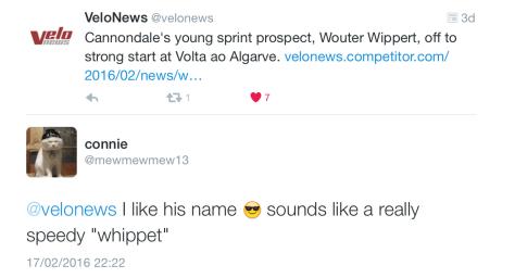 G Whippet