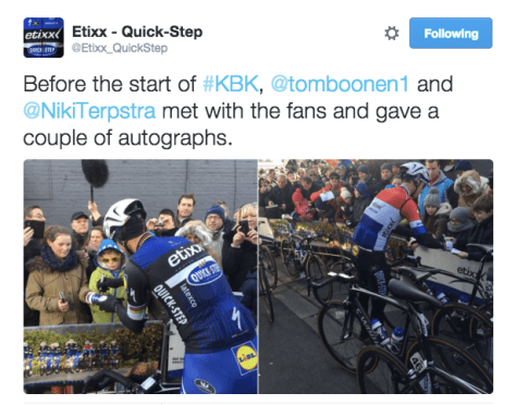 KBK Fans Boonen