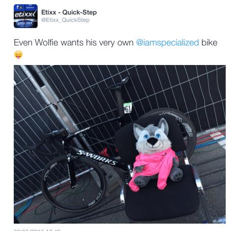 Giro Wolfie 3