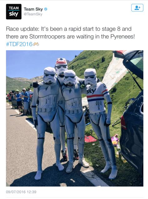 Random stormtroopers