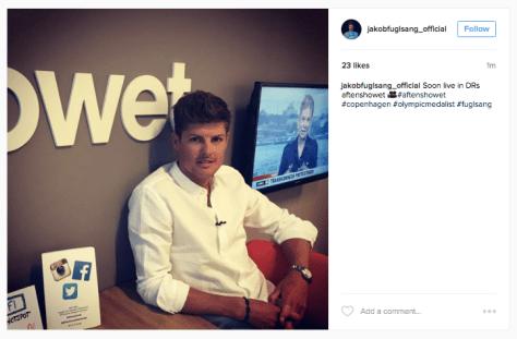 G Fuglsang interview