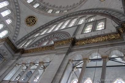 W meczecie Nuruosmaniye