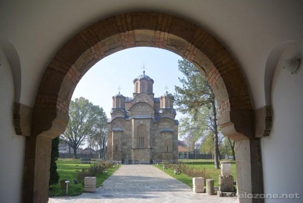 Cerkiew Wniebowzięcia NMP w Gracanicy