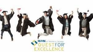RE/MAX Quest for Excellence – Win a $1,000 bursary!