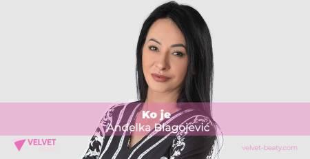 Ko je Anđelka Blagojević, žena, supruga i majka troje dece? | Velvet Centar